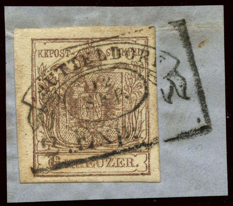 Die erste Österreichische Ausgabe 1850 - Seite 6 Ank_lv13
