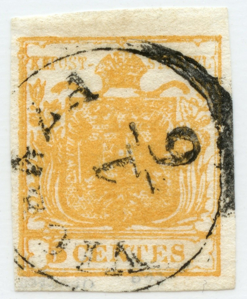 Lombardei - Venetien 1850 - 1858 Lv_1_h10