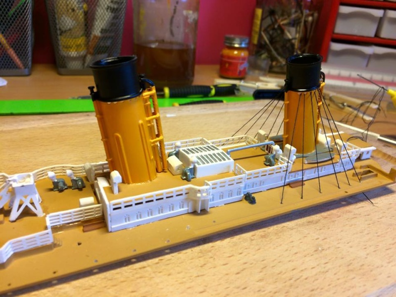 R.M.S Titanic Revell 1/400 - Page 2 10257610