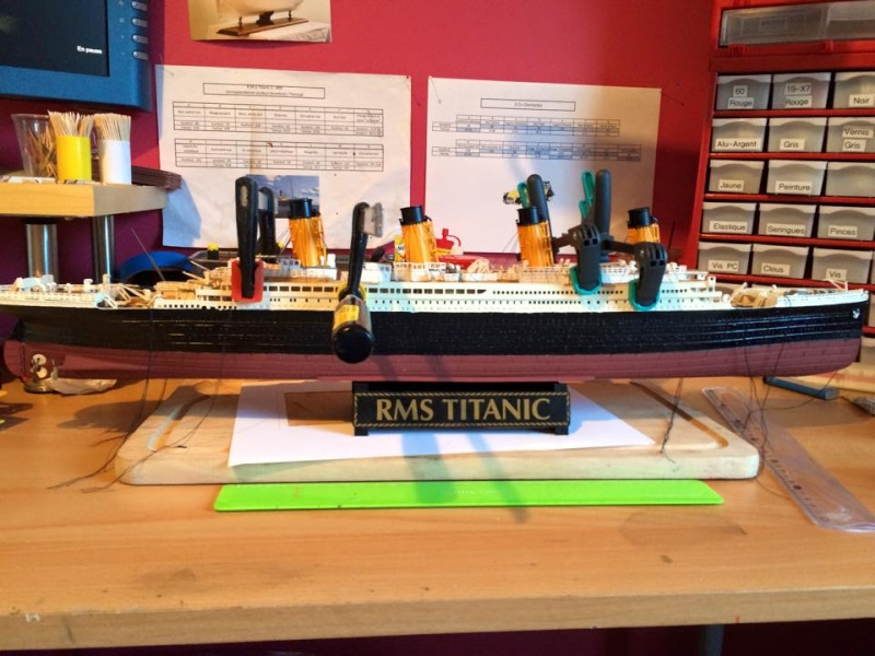 R.M.S Titanic Revell 1/400 - Page 2 11668_10