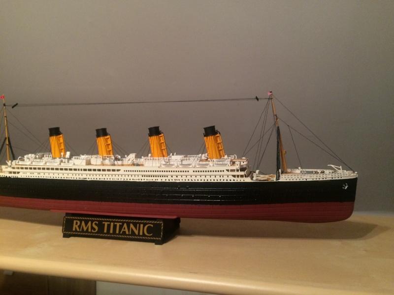 RMS Titanic 1:400 -de chez Revell Img_0712