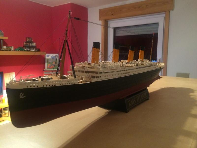 RMS Titanic 1:400 -de chez Revell Img_0714