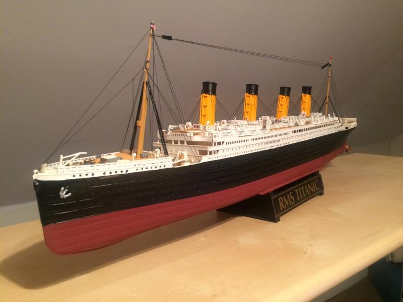 RMS Titanic 1:400 -de chez Revell Img_0716