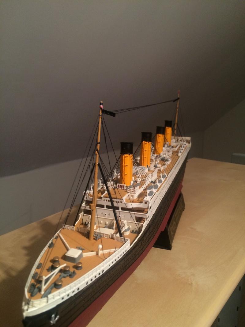 RMS Titanic 1:400 -de chez Revell Img_0717