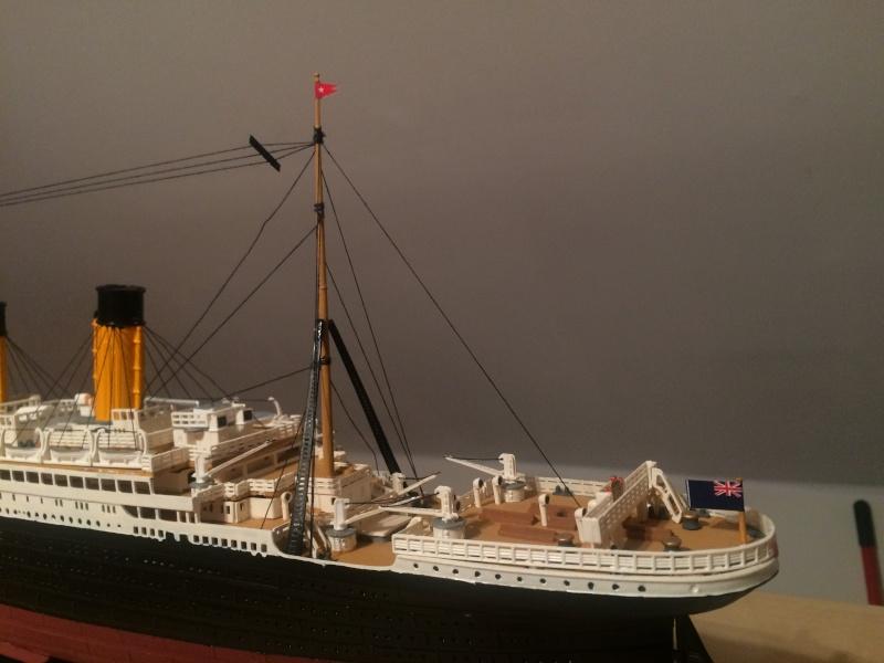 RMS Titanic 1:400 -de chez Revell Img_0718