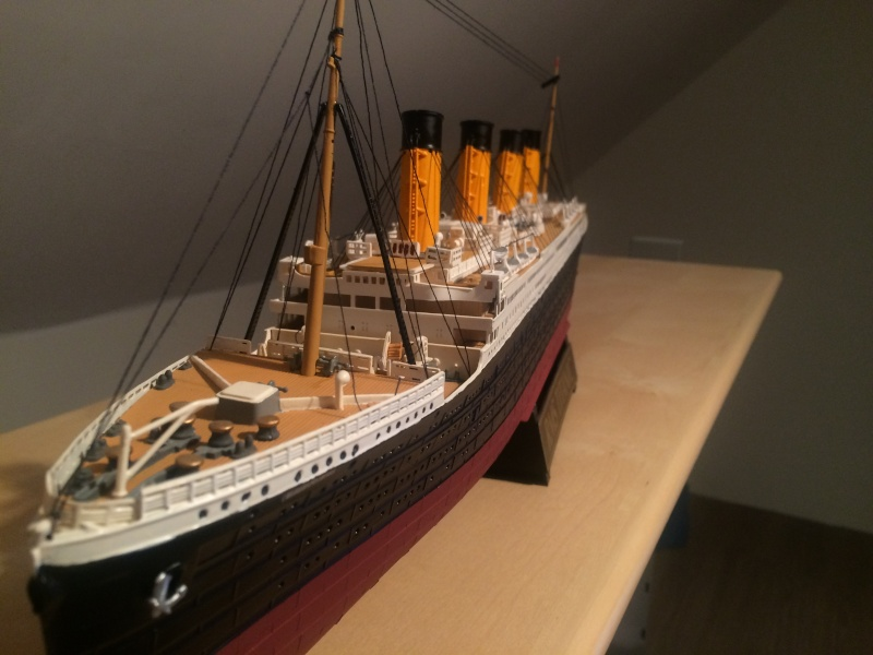 RMS Titanic 1:400 -de chez Revell Img_0721