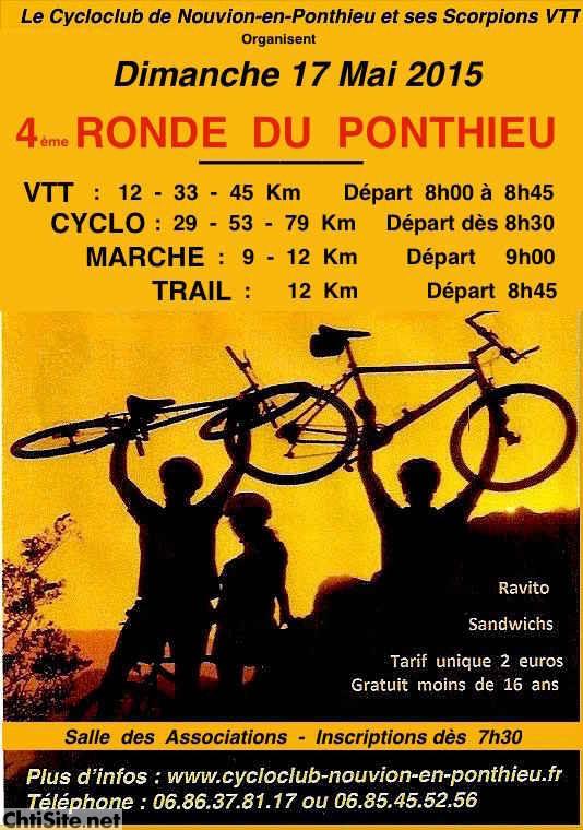 La ronde du Ponthieu 2015 ( 4ième édition ) à Nouvion ( 80 ) La-ron10