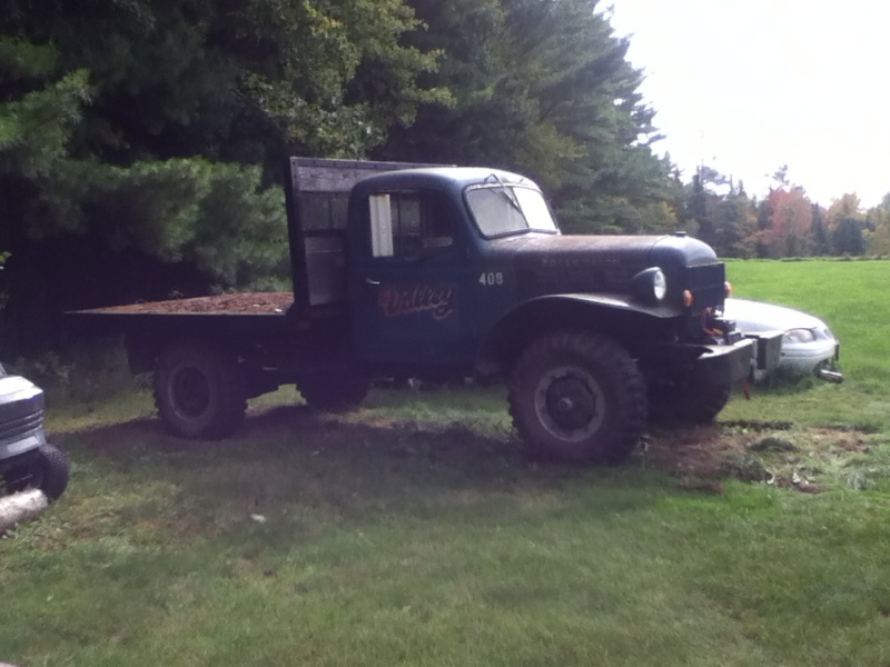 1966 Dodge Power Wagon W200 restoration. 00510