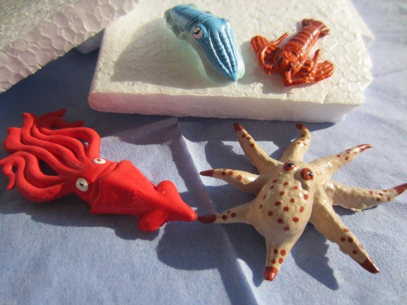 Panini Sealife animals for Susanne Img_5823