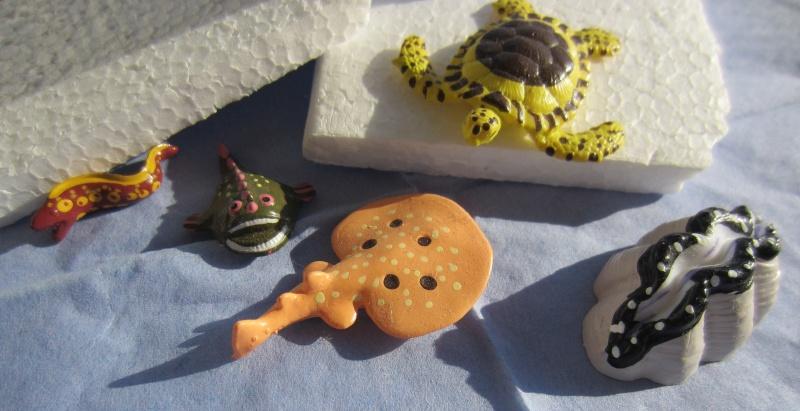 Panini Sealife animals for Susanne Img_5826