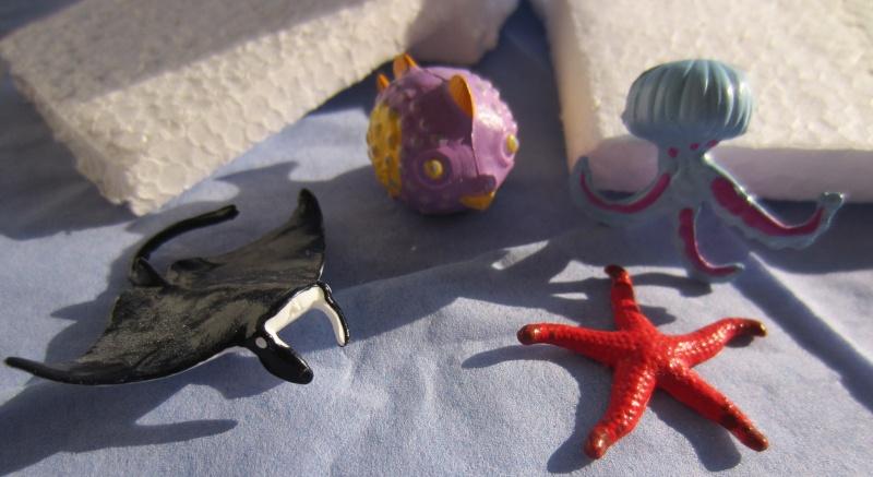 Panini Sealife animals for Susanne Img_5828