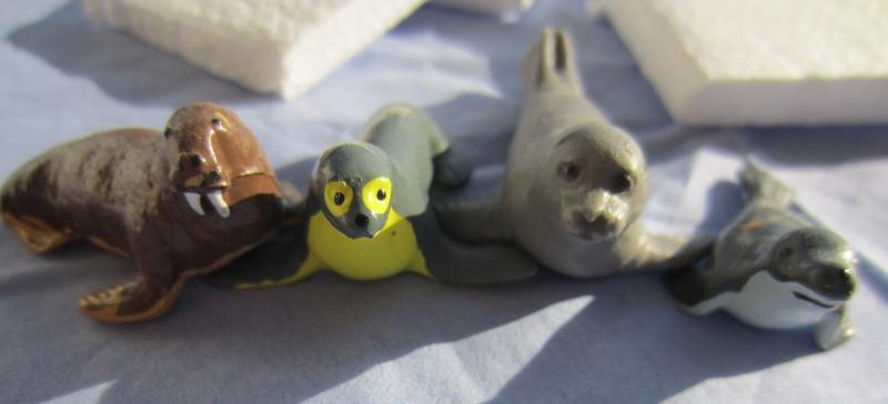 Panini Sealife animals for Susanne Img_5831