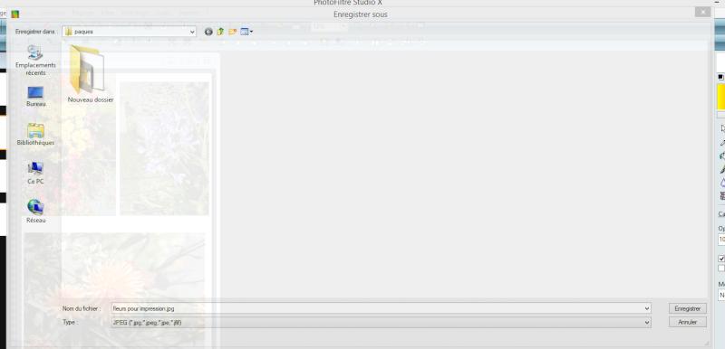 Comment mettre plusieurs photos sur une seule 10x15 H10