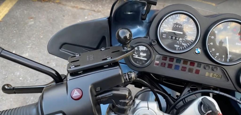 GPS garmin zumo 660 installation  Suppor10