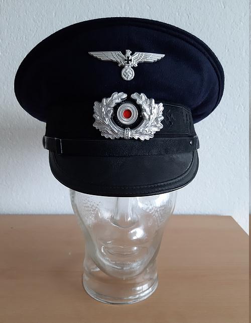 Une nouvelle casquette 20190810