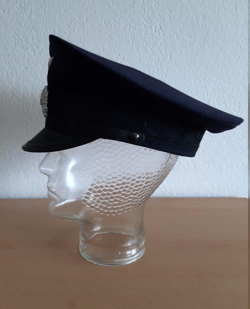 Une nouvelle casquette 20190811