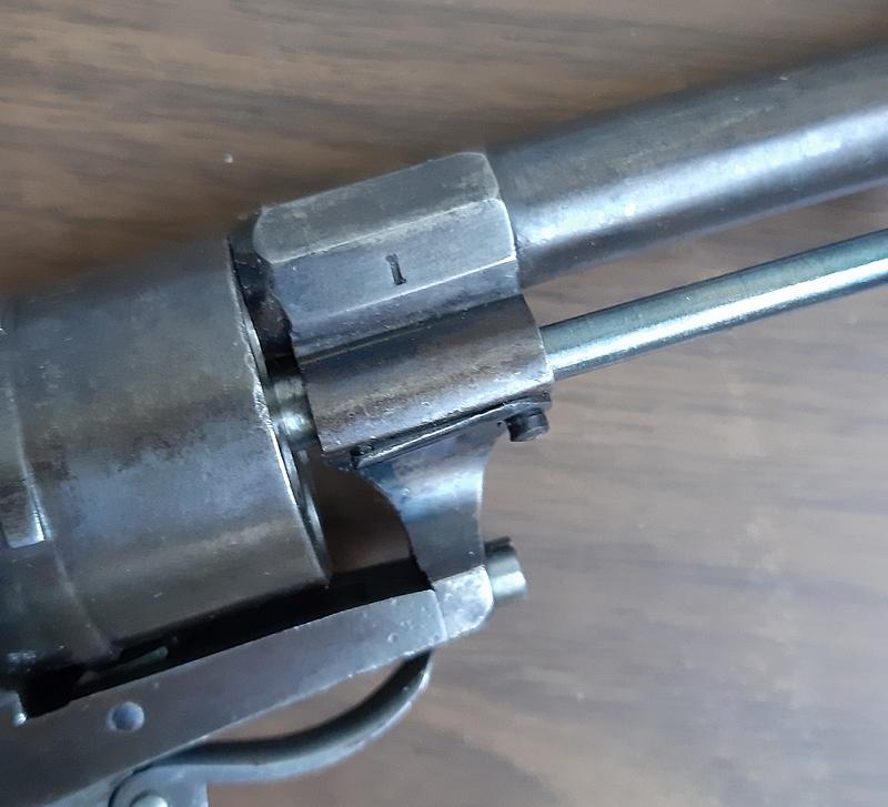 "Revolver type ""Lefaucheux"" 20201114"