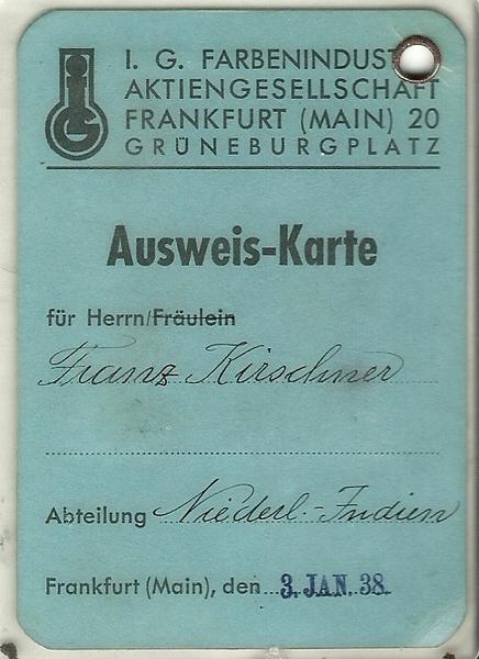 L'infâme I.G. Farben 216