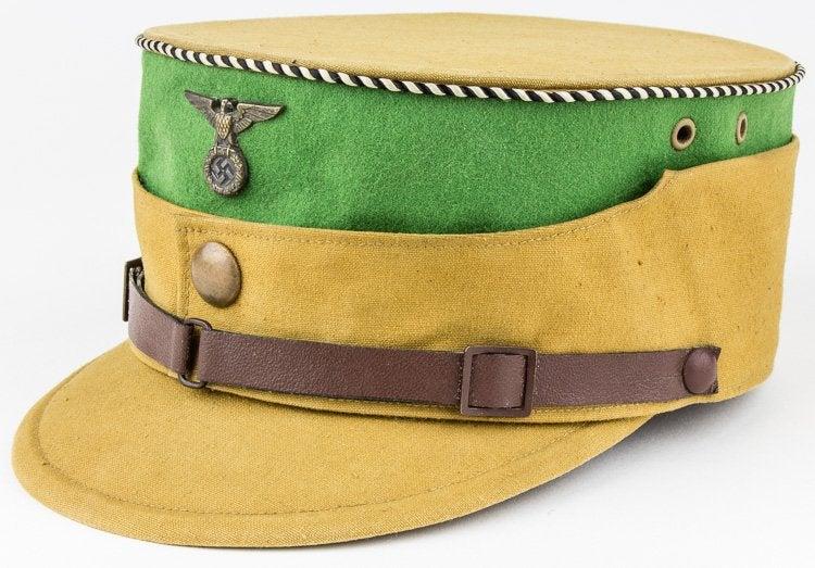 casquette officier Schutzpolizei 33931810