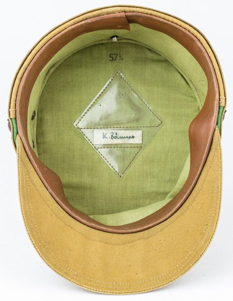 casquette officier Schutzpolizei 33931811