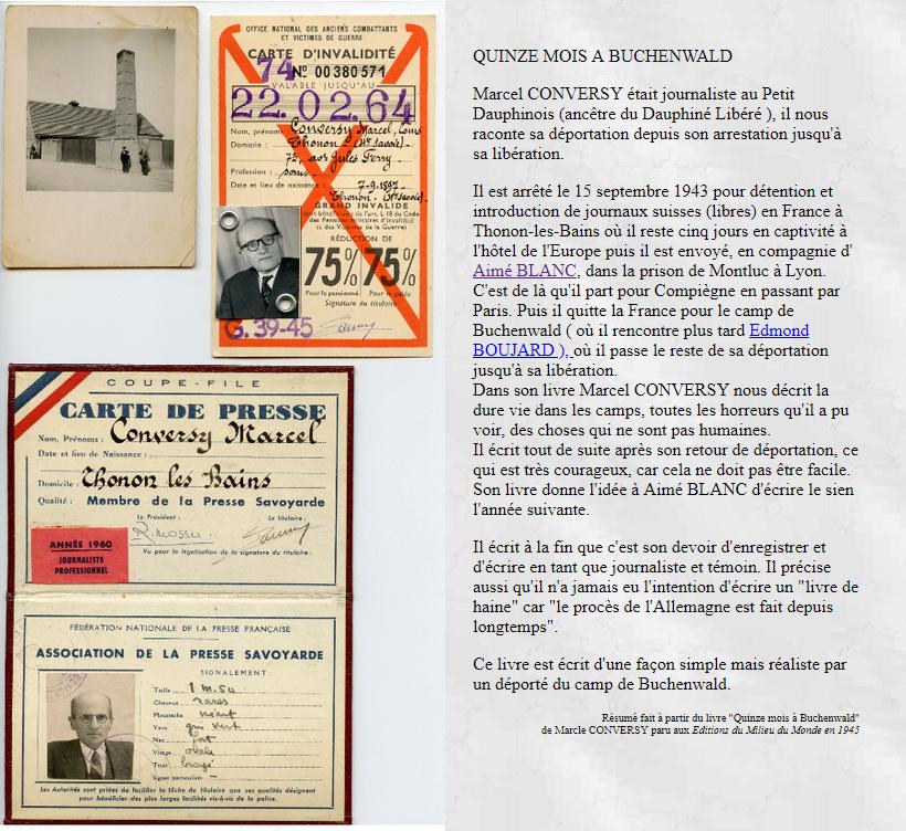 Rentrée très particulière de Buchenwald ! 912