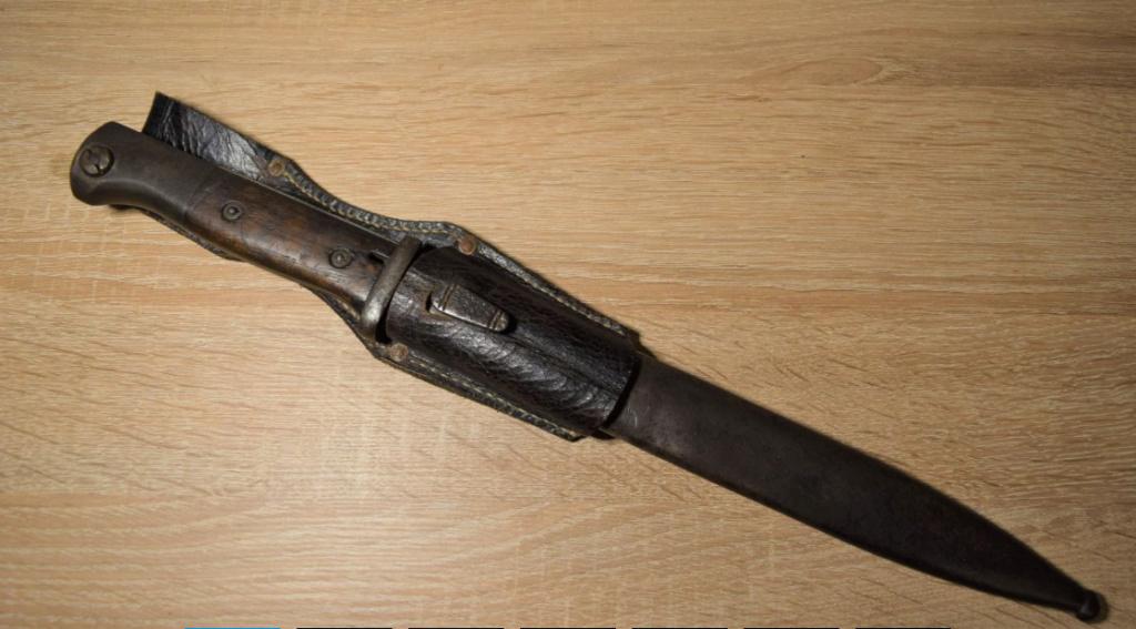 Baïonnette allemande Captur49