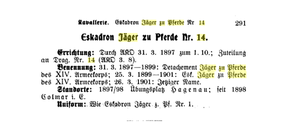 sabre  allemand Esk10