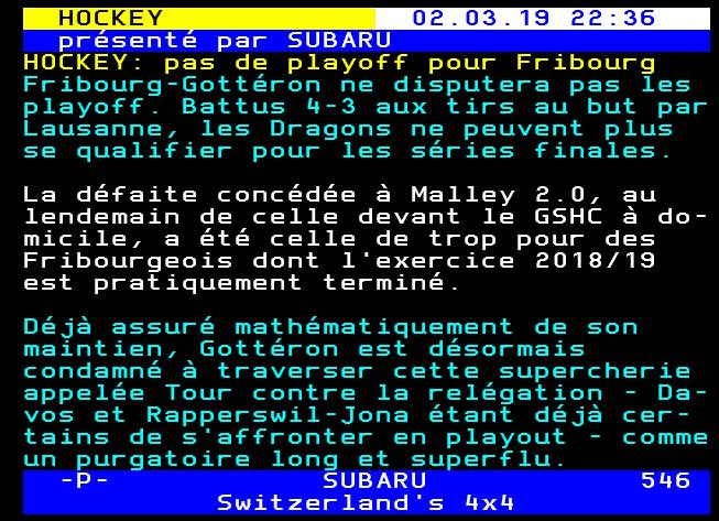 Q49: Lausanne HC - HC Fribourg-Gottéron - Page 4 Frd10