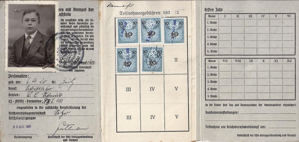 Petit lot allemand Numzo170