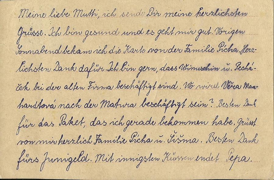 Carte KZ Sachsenhausen Numzor48