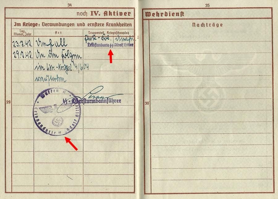 "Leibstandarte SS ""Adolf Hitler"" Numzor56"