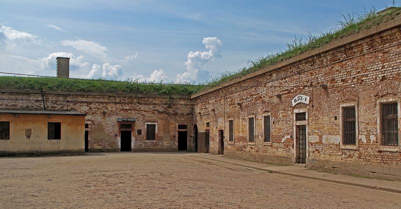 Prison de la Gestapo Terezi10