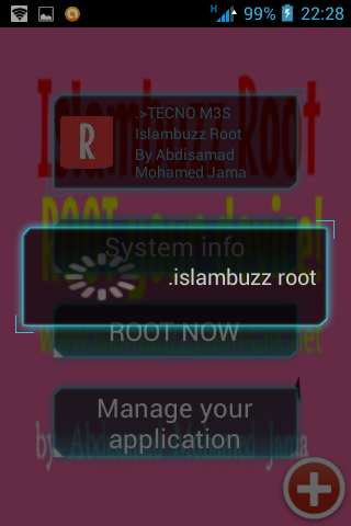 [APP] ISLAMBUZZ ANDROID ROOTER(updated) Screen11