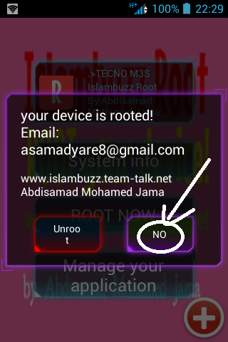 [APP] ISLAMBUZZ ANDROID ROOTER(updated) Screen15