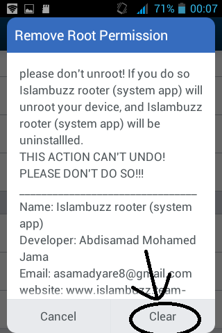 [APP] ISLAMBUZZ ANDROID ROOTER(updated) Screen19
