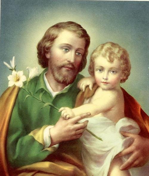 Prières et pensées à Saint Joseph chaque jour Ancien10