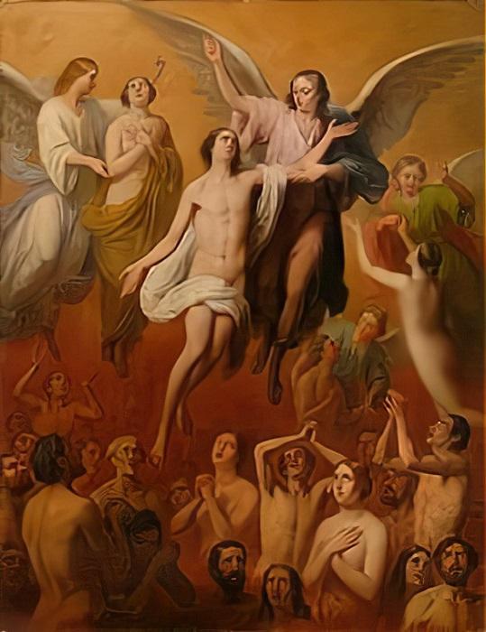 Les merveilles divines dans les âmes du purgatoire Ange_d10