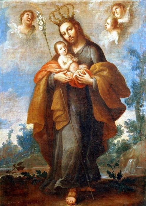 Prières et pensées à Saint Joseph chaque jour Couron10
