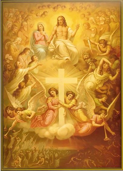 Les merveilles divines dans les âmes du purgatoire Croix_11