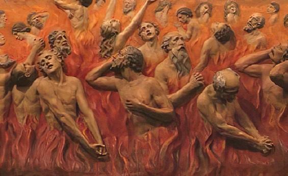 Les merveilles divines dans les âmes du purgatoire Flamme10