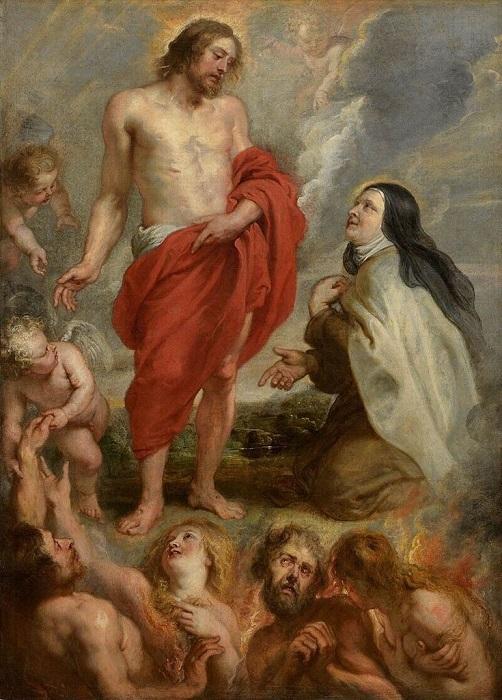 Les merveilles divines dans les âmes du purgatoire - Page 2 Jzosus15