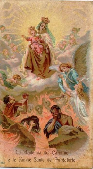 Les merveilles divines dans les âmes du purgatoire Maman_13