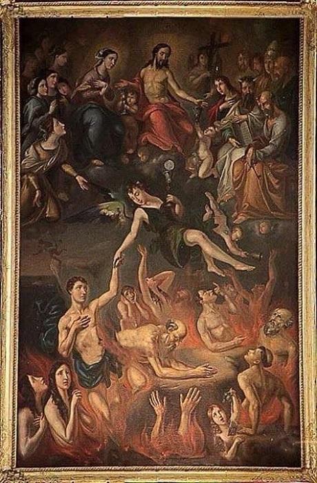 Les merveilles divines dans les âmes du purgatoire - Page 2 New_110