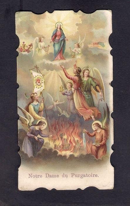 Les merveilles divines dans les âmes du purgatoire - Page 2 Notre_30