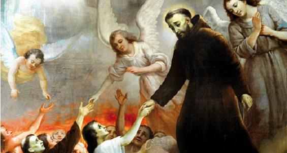 Les merveilles divines dans les âmes du purgatoire Purgat93