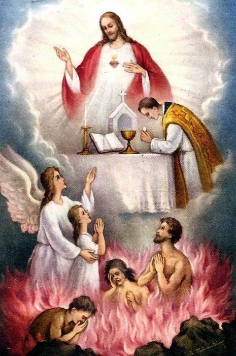 Les merveilles divines dans les âmes du purgatoire Purgat94