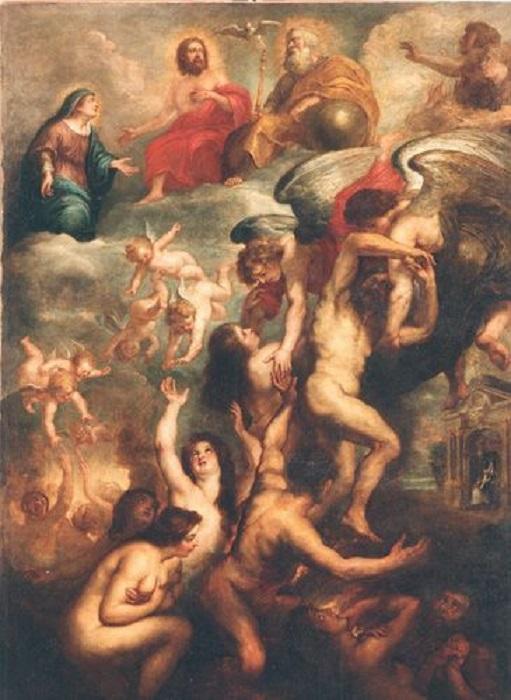 Les merveilles divines dans les âmes du purgatoire - Page 2 Purgat96