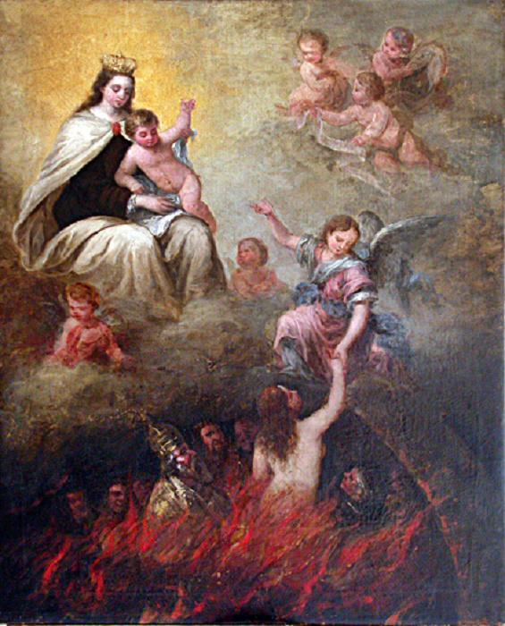 Les merveilles divines dans les âmes du purgatoire - Page 2 Purgat97