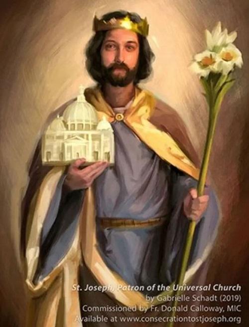 Prières et pensées à Saint Joseph chaque jour Saint_51