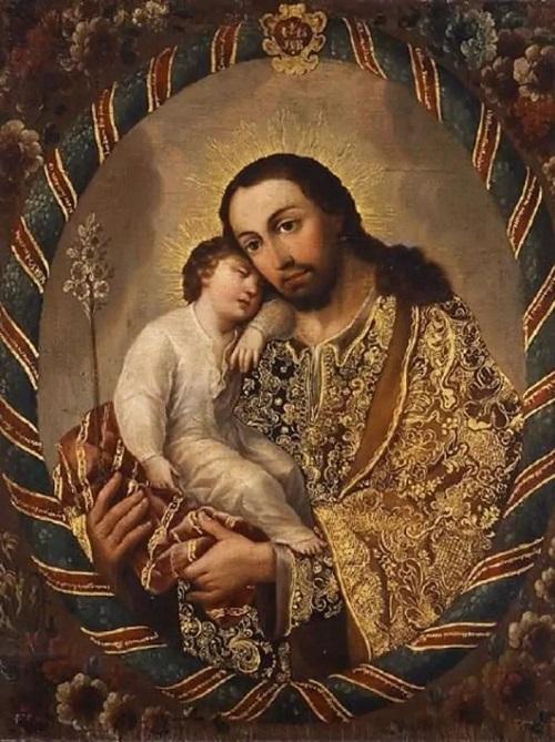 Prières et pensées à Saint Joseph chaque jour Saint_55
